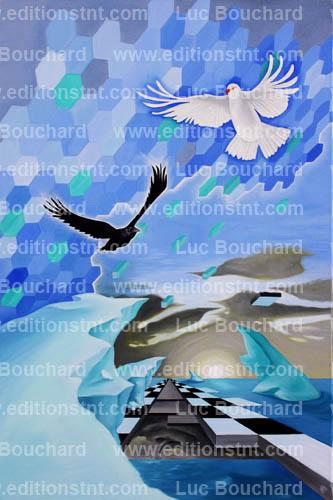 toile-graffiti-art-peintre-hip hop-oiseaux
