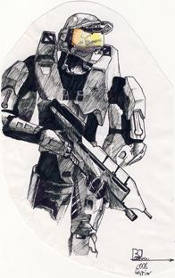 soldat guerre futur bande dessinee graffiti artiste