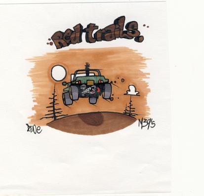 voiture voyage bande dessinee graffiti artiste