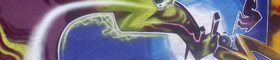 mural graffiti herezy art artiste graff
