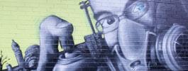 murale graffiti contrat ubisoft st viateur artistes hiphop